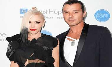 Gwen Stefani Sudah Lama Ingin Bercerai dari Gavon Rossdale