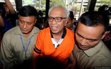 Gatot Sebut OC Kaligis Inisiator Suap ke PTUN Medan