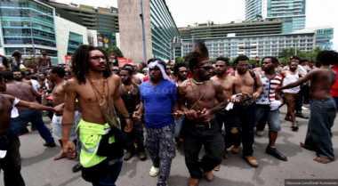 Ketua Pemuda Adat Papua Sebut Pergantian Kepala Balai Sesuai Prosedur