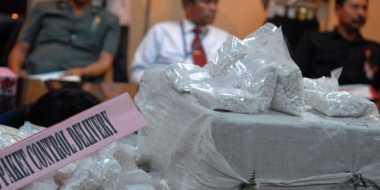 Asyik Pesta Narkoba, Tiga Tukang Ojek Ditangkap