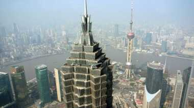 Bangunan Terunik di China