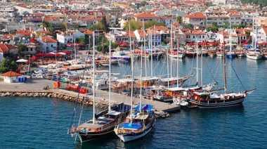 Marmaris, Pilihan Lain Berlibur di Turki