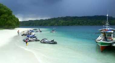 Nama Pulau di Banten Diambil dari Siput