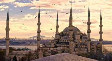 Masjid Terindah di Turki