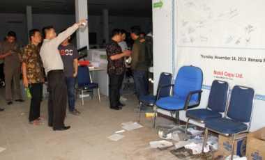 Polisi Belum Tetapkan Tersangka Kerusuhan Blok Cepu