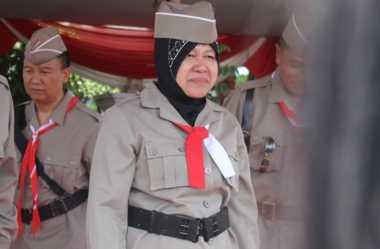 Menteri Yuddy Ungkap Sulitnya Mencari Penantang Risma