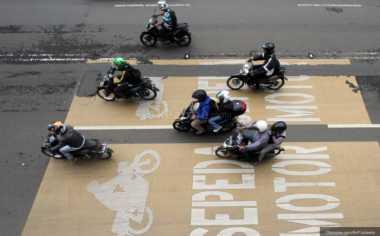 Pemerintah Keluarkan Kebijakan Motor Gratis Masuk Tol di Jakarta