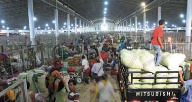 Pedagang Liar Menjamur, DPRD Medan Minta Pemko Perluas Pasar Induk