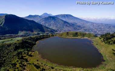 Telaga Dringo, Salah Satu Danau Terindah di Jawa