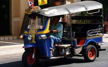 Tiga Transportasi Dunia Ini Mirip Seperti di Indonesia