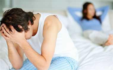 Alasan Pria Menolak Bercinta