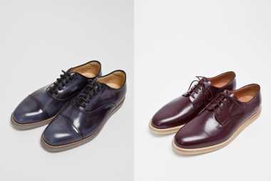 Ini Bedanya Sepatu Oxford dan Derby