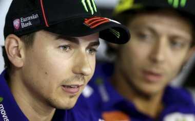 Persaingan Juara Tak Melunturkan Hubungan Lorenzo-Rossi