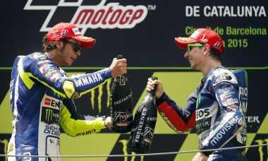 Cerita Rossi tentang Rival Utamanya