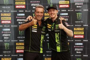 Pembicaraan Kontrak Ganggu Konsentrasi Pembalap Monster Yamaha