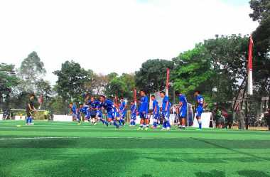 'Maung Bandung' Kesulitan Cari Lapangan