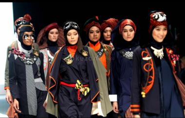 Paling Baru dari Jakarta Fashion Week 2016