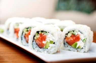Seni dalam Sepotong Sushi
