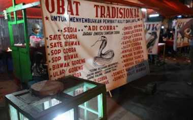 Lima Makanan Aneh di Jakarta Bikin Anda Melotot