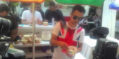 Pernah Bangkrut, Raffi Ahmad Tak Kapok Bisnis Kuliner