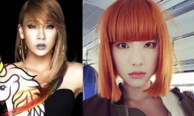CL '2NE1' Balas Kim Jin Kyung dengan Sindiran