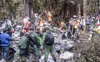 Cerita Warga Oksibil Jelang Tragedi Trigana Air