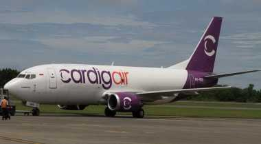 Pesawat Cardig Air Tergelincir di Bandara Wamena