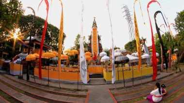 Sudut Kota Jakarta Bernuansa Pulau Dewata