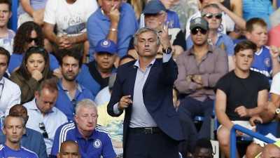 Mourinho Mengeluh (Lagi)