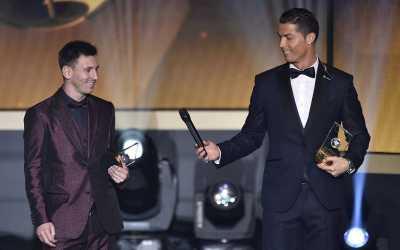 Messi Akan Kalahkan CR7 dalam Perebutan Ballon d'Or