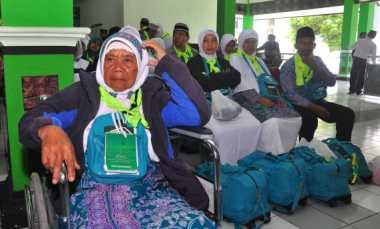 Empat Calon Haji asal Yogyakarta Terkendala Visa