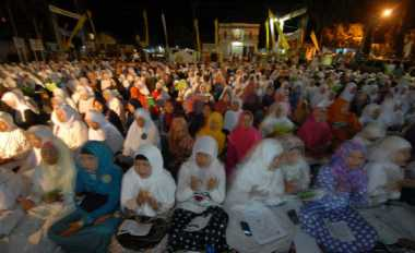 Bangkalan Dideklarasikan sebagai Kota Zikir dan Shalawat