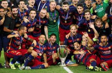 Barca Dalam Situasi Sulit di Liga Champions