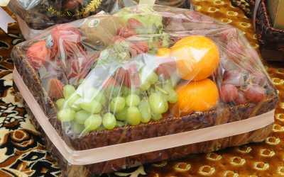 Tiga Makanan Wajib Ada di Hantaran Pernikahan