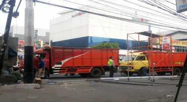 PD Pasar Jaya Siapkan Truk Bantu Pedagang Angkut Barang