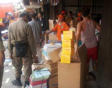 Nihil Bentrokan, Pedagang Pasar Benhil Dinilai Sadar Hukum