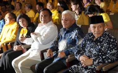 Prabowo dan Amien Rais Ikut Kampanye Cawalkot Semarang