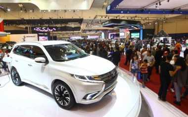 Indonesia Auto Show 'GIIAS' Menuju Pameran Top Dunia