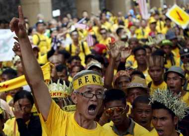KBRI Kuala Lumpur Imbau WNI Tidak Ikuti Demo Anti Pemerintah