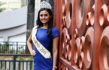 Rahasia Maria Harfanti Selalu Menawan di Miss World