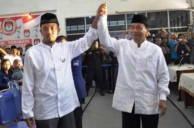 Kompetitor Risma Terpental, SBY Panggil Pakde Karwo