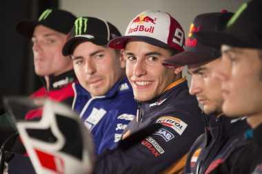 Raih Pole Position, Marquez Belum Puas