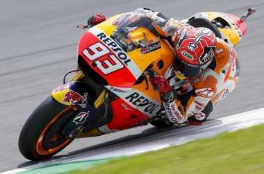 Tipe Ban yang Akan Digunakan Marquez di Silverstone
