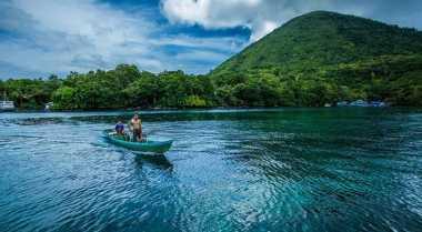 Laut Banda Incaran Turis Dunia untuk Diving