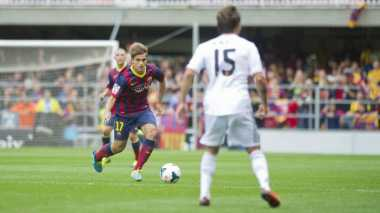 Suarez Putuskan Hengkang dari Camp Nou