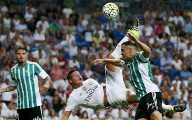 Rodriguez dan Ronaldo di Mata Benitez
