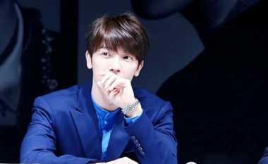 """Seperti Ini Cara Donghae """"Super Junior"""" Ucapkan Perpisahan"""