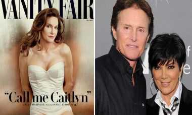 Caitlyn Jenner Bertemu Mantan Istri untuk Pertama Kali