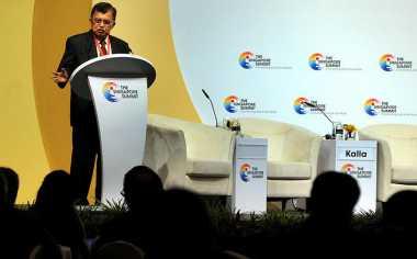 JK Sebut Indonesia Aman dari Konflik