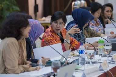 Pansel Pede Sodorkan Delapan Capim KPK ke Jokowi